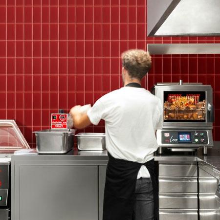 ONLINE // DEMO Cottura a infrarosso modulato & Cottura sottovuoto