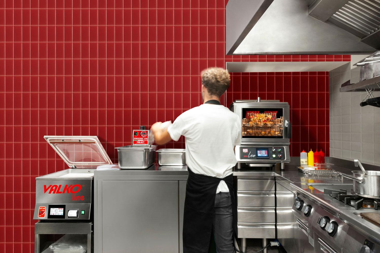 DEMO ONLINE Cottura a infrarosso modulato & Cottura sottovuoto