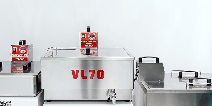 VL70: Prestazioni e produttività ai massimi livelli