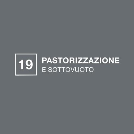 Pastorizzazione e sottovuoto