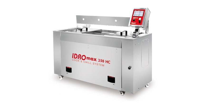 IDROmax 250 HC: Cook & Chill System