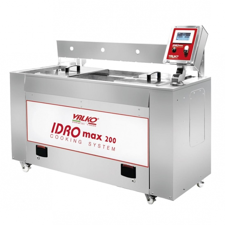 IDROmax 200 COOKING SYSTEM